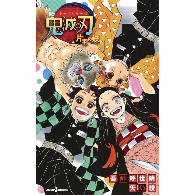 Demon Slayer: Kimetsu No Yaiba Kataha No Chou Jump J Books