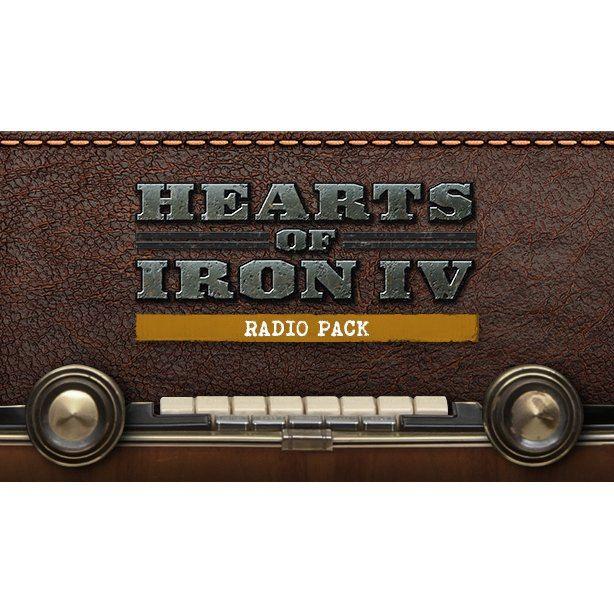 Hearts of Iron IV: Radio Pack (DLC) steam digital