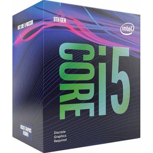 Intel Core i5-9400F, 6x 2.90GHz, boxed