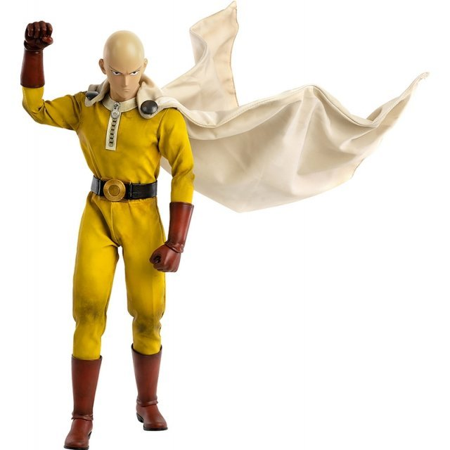 One Punch Man 1/6 Scale Action Figure: Saitama (Season 2)