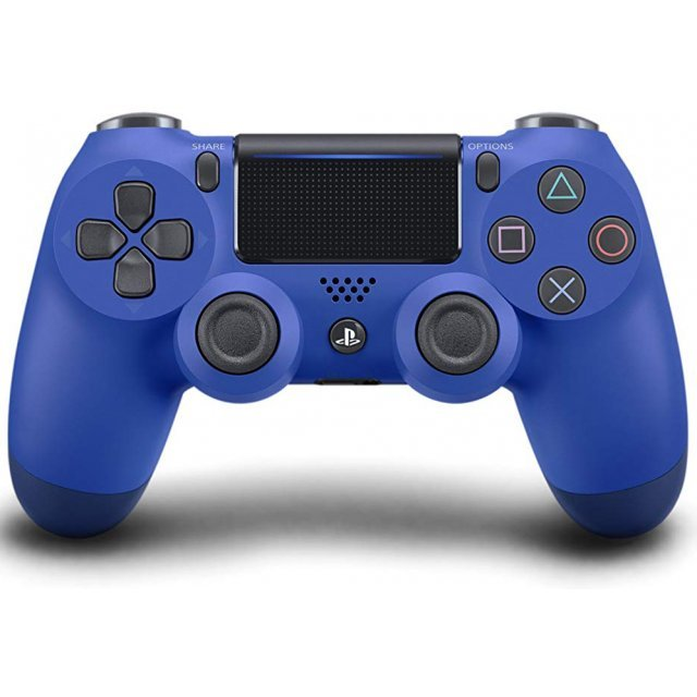 DualShock 4 Wireless Controller (Wave Blue)