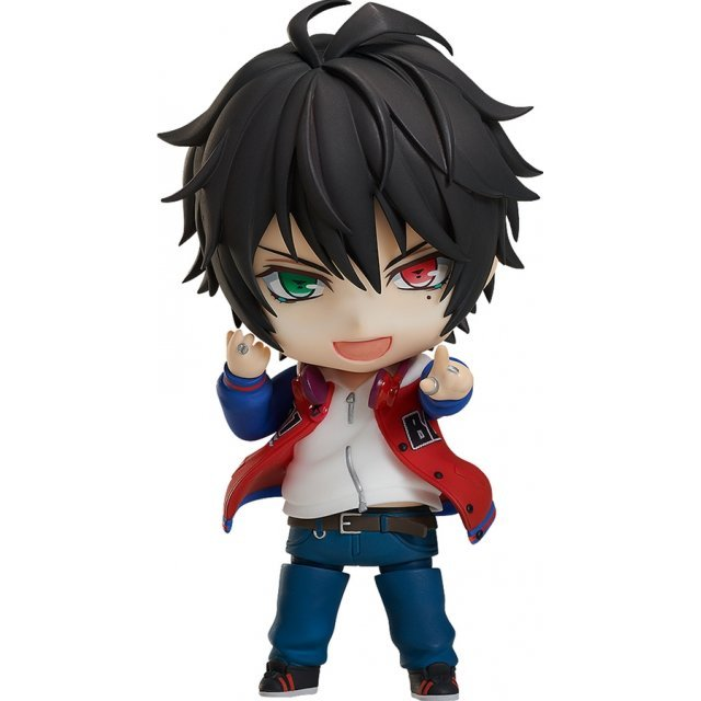 Nendoroid No. 1207 Hypnosis Mic -Division Rap Battle-: Ichiro Yamada [Good Smile Company Online Shop Limited Ver.]