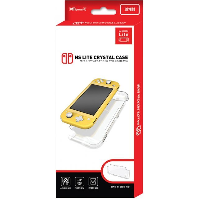 Nintendo Switch Lite Crystal Case