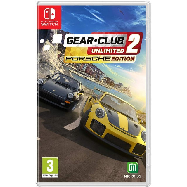 Gear.Club Unlimited 2 [Porsche Edition]