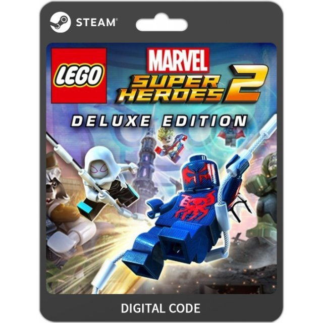 LEGO Marvel Super Heroes 2 - (Deluxe Edition)