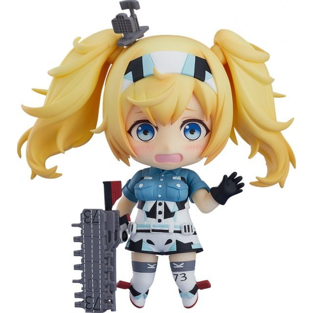 Nendoroid No. 1203 Kantai Collection -KanColle-: Gambier Bay [Good Smile Company Online Shop Limited Ver.]