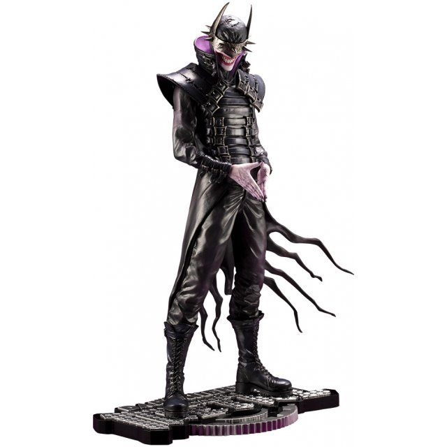 ARTFX DC Universe 1/6 Scale Pre-Painted Figure: Batman Who Laughs Elseworld