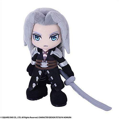 Final Fantasy VII Action Doll: Sephiroth