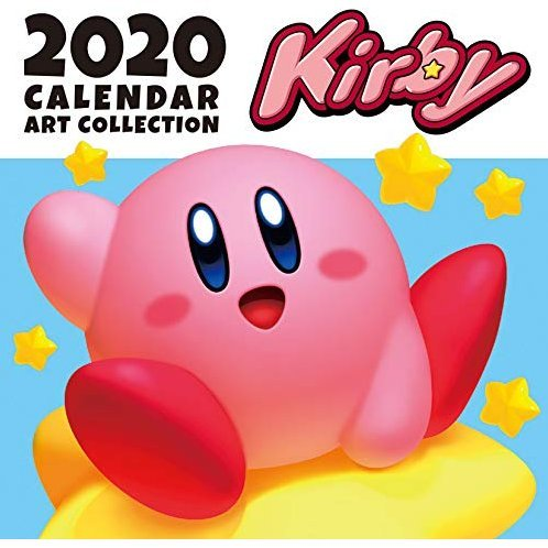 Kirby's Dream Land 2020 Calendar