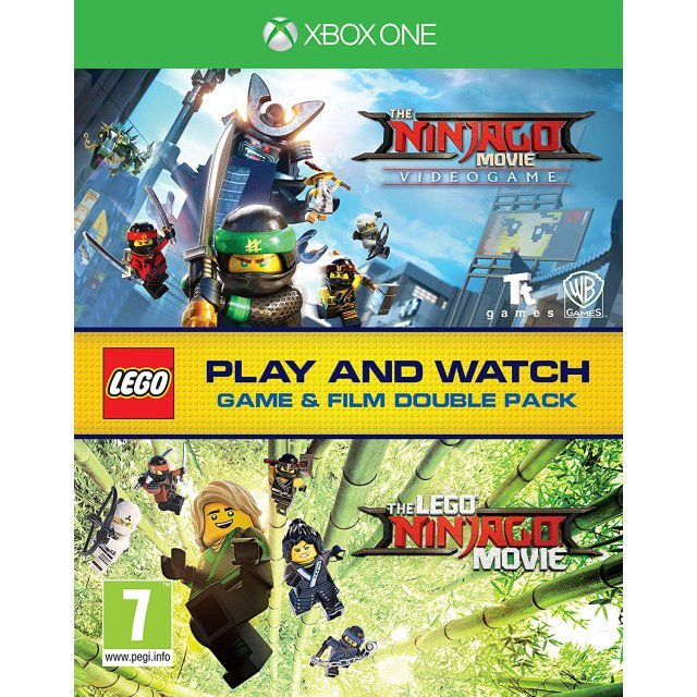 LEGO Ninjago Game & Film Double Pack