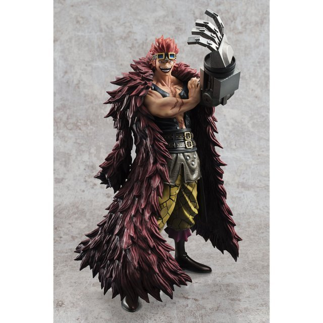 One Piece Excellent Model Portrait of Pirates Limited Edition 1/8 Scale Pre-Painted Figure: Eustass Kid (Re-run)
