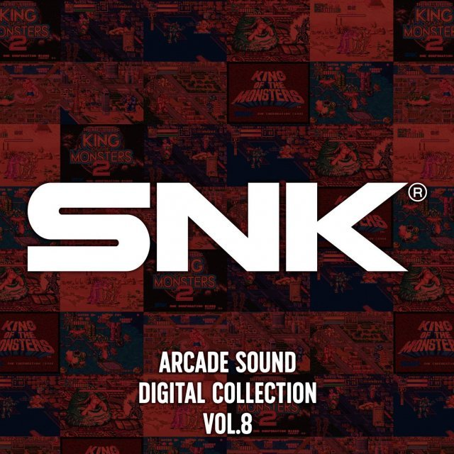 SNK Arcade Sound Digital Collection Vol.8