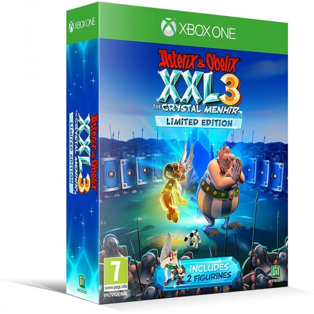 Asterix & Obelix XXL 3: The Crystal Menhir [Limited Edition]
