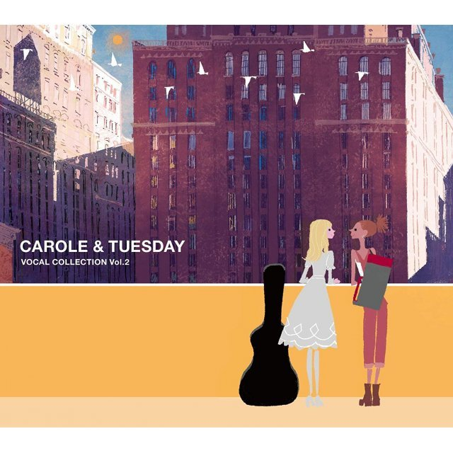Carole And Tuesday Vocal Collection Vol.2