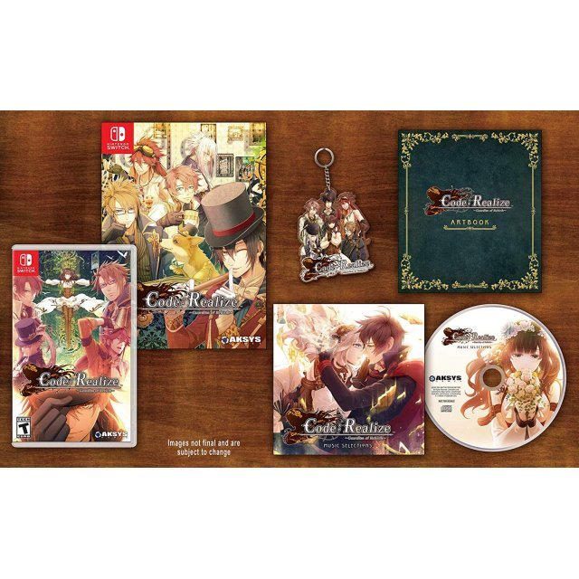 Code:Realize - Guardian of Rebirth [Collector's Edition]