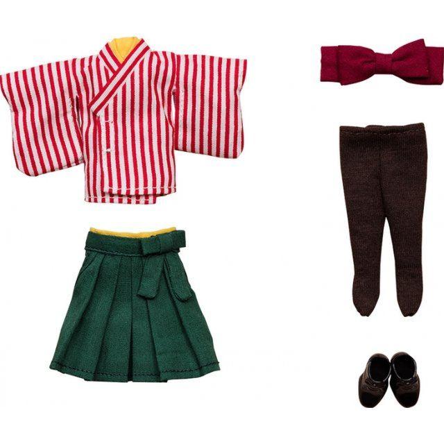 Nendoroid Doll: Outfit Set (Hakama - Girl)