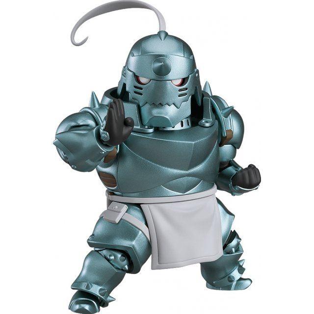 Nendoroid No. 796 Fullmetal Alchemist Brotherhood: Alphonse Elric [Good Smile Company Online Shop Limited Ver.] (Re-run)