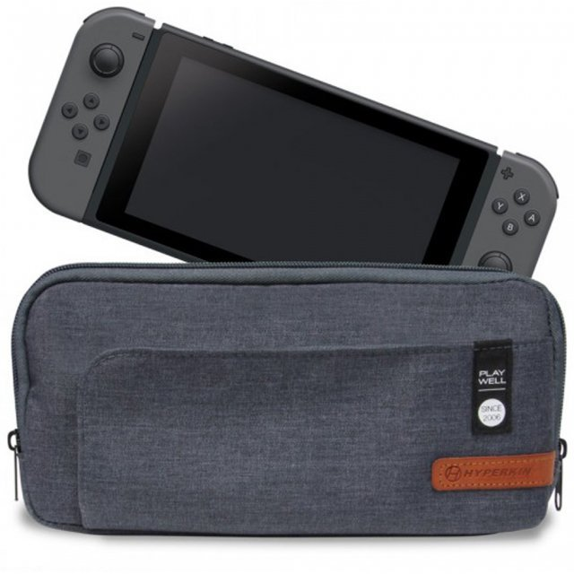 The Voyager Carry Case for Nintendo Switch