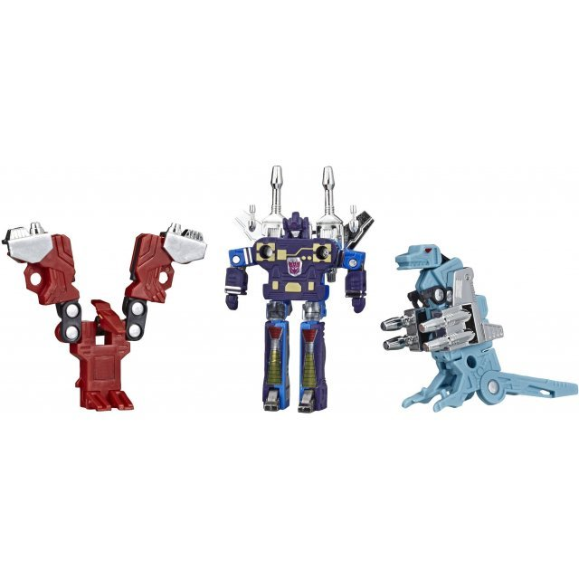 Transformers Vintage G1 Mini-Cassettes 3-Pack