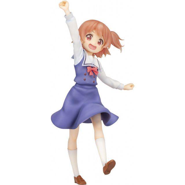 Wataten An Angel Flew Down to Me 1/7 Scale Pre-Painted Figure: Hinata Hoshino School Uniform Ver.