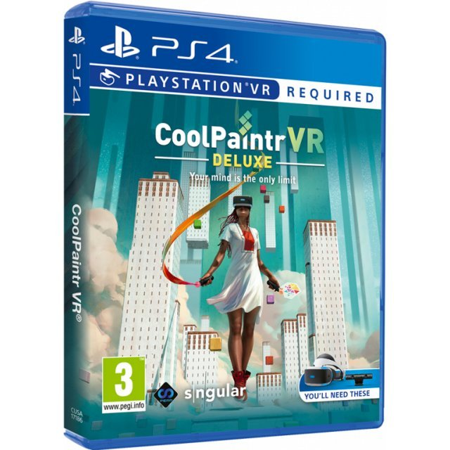 Coolpaintr VR [Deluxe Edition]