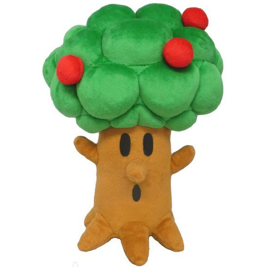 Kirby's Dream Land All Star Collection Plush: Whispy Woods (S)