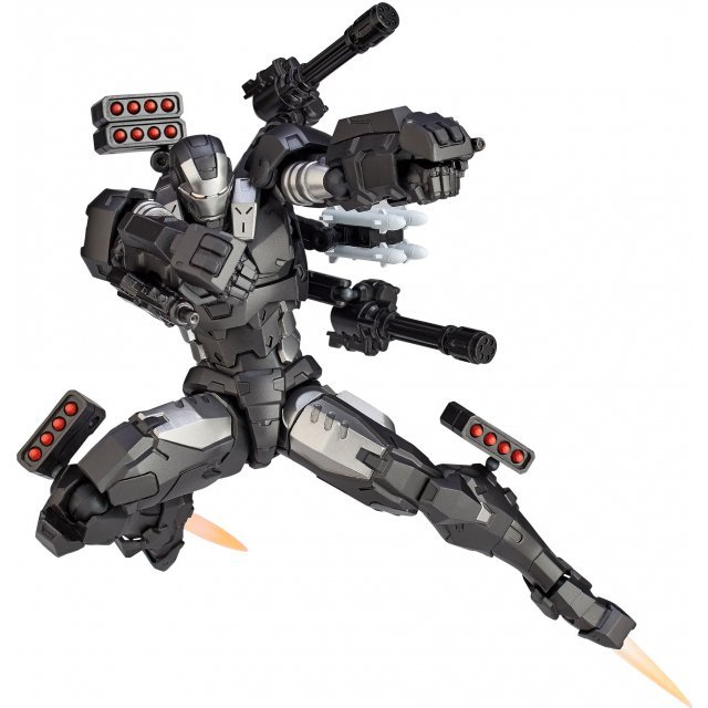 Marvel Comics Figure Complex Amazing Yamaguchi Series No. 016: War Machine