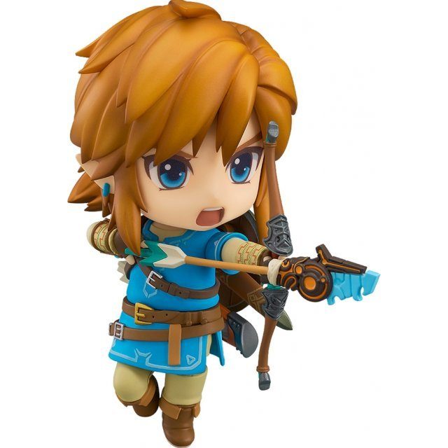 Nendoroid No. 733 The Legend of Zelda Breath of the Wild: Link Breath of the Wild Ver. (Re-run)