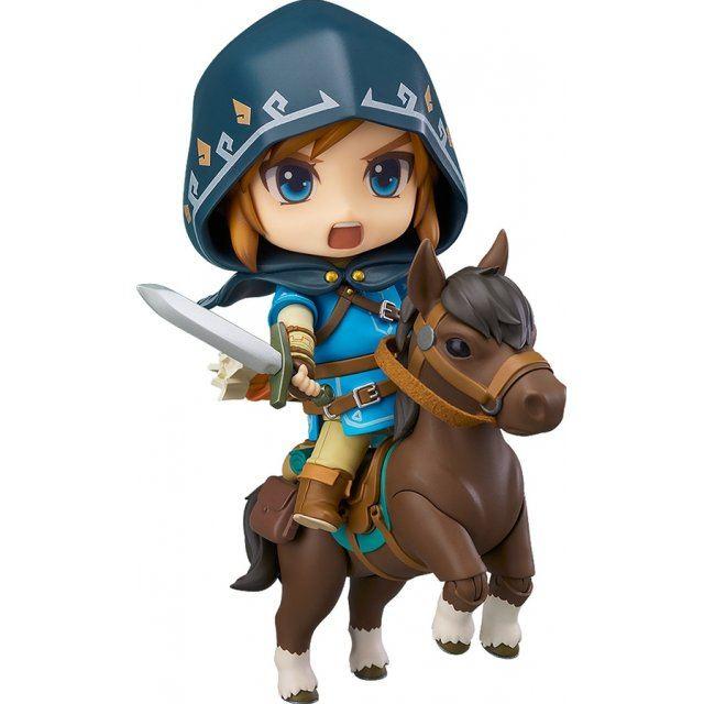 Nendoroid No. 733-DX The Legend of Zelda Breath of the Wild: Link Breath of the Wild Ver. DX Edition (Re-run)