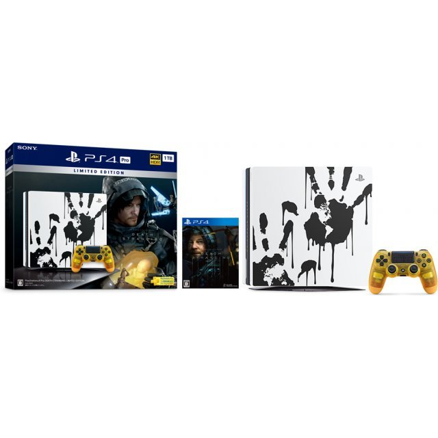 PlayStation 4 Pro 1TB HDD (Death Stranding Limited Edition)