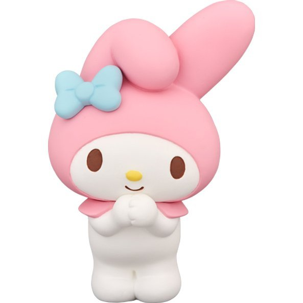 Ultra Detail Figure Sanrio Characters Series 1: My Melody ...