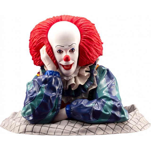 ARTFX It Dokodemo 1/8 Scale Pre-Painted Figure: It Pennywise (1990)