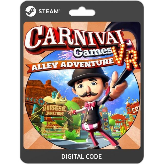 Carnival Games [VR] - Alley Adventure (DLC)