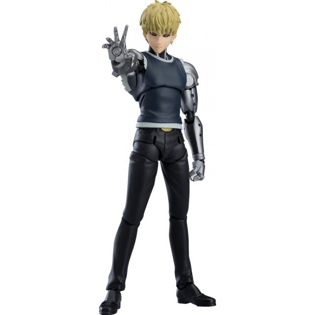 figma No. 455 One-Punch Man: Genos [Good Smile Company Online Shop Limited Ver.]
