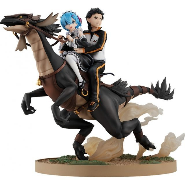 KD Colle Re:Zero -Starting Life in Another World-: Rem & Subaru Attack on the White Whale Ver.