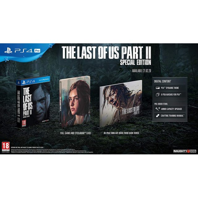 The Last of Us Part II [Special Edition]
