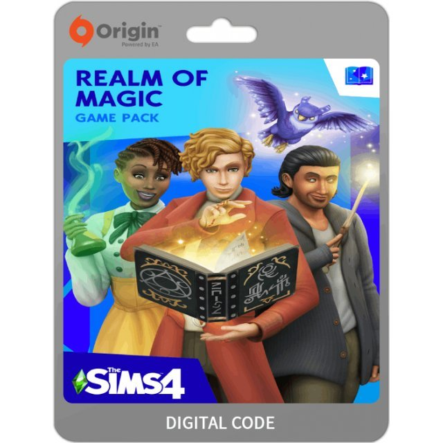 The Sims 4: Realm of Magic (DLC)
