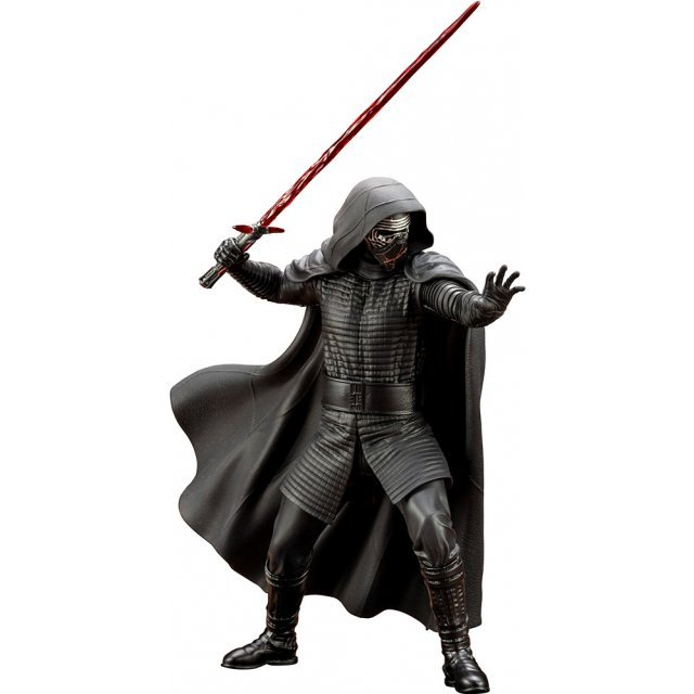 ARTFX+ Star Wars The Rise of Skywalker 1/10 Scale Pre-Painted Figure: Kylo Ren The Rise of Skywalker Ver.