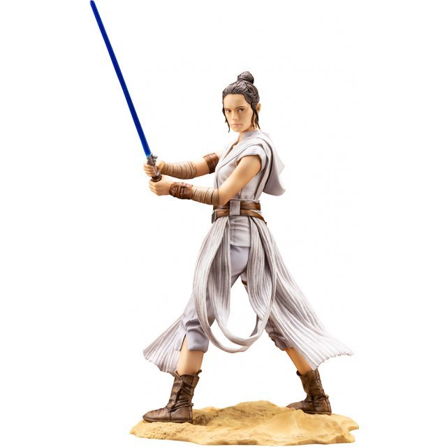 ARTFX+ Star Wars The Rise of Skywalker 1/7 Scale Pre-Painted Figure: Rey The Rise of Skywalker Ver.