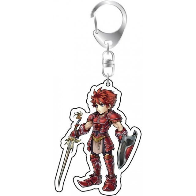 Dissidia Final Fantasy Acrylic Keychain: Warrior of Light Vol. 2 (Re-run)