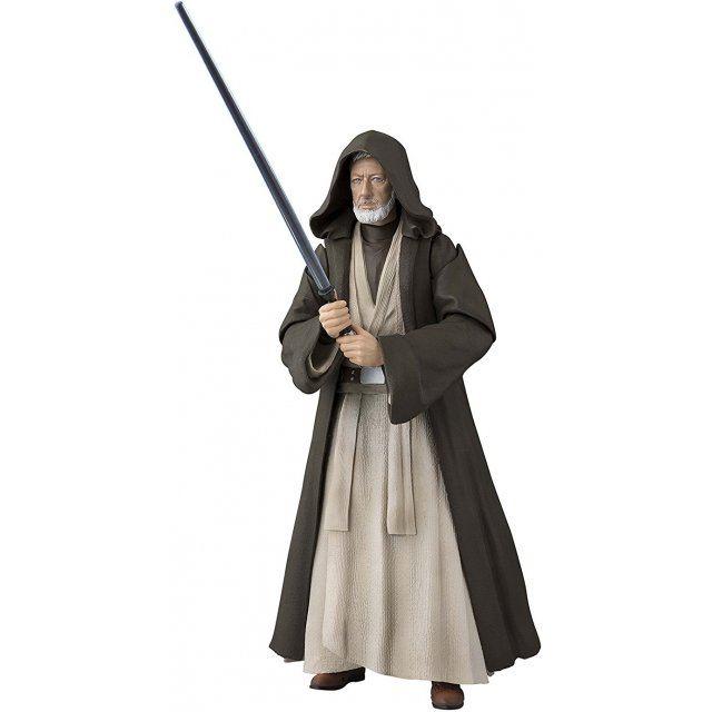 S.H.Figuarts Star Wars Episode IV A New Hope: Obi-Wan Kenobi (Re-run)
