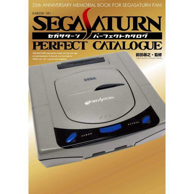 Sega Saturn Perfect Catalogue