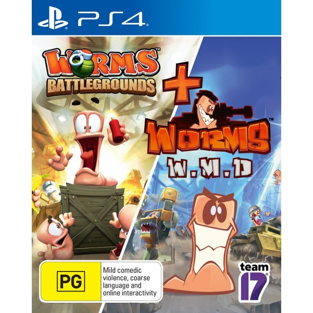 Worms Battleground / Worms W.M.D