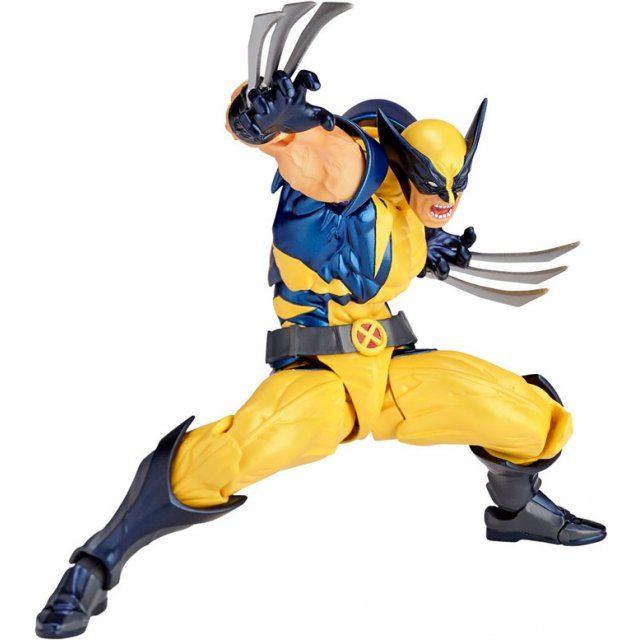 X-Men Figure Complex Amazing Yamaguchi Series No. 005: Wolverine (Re-run)