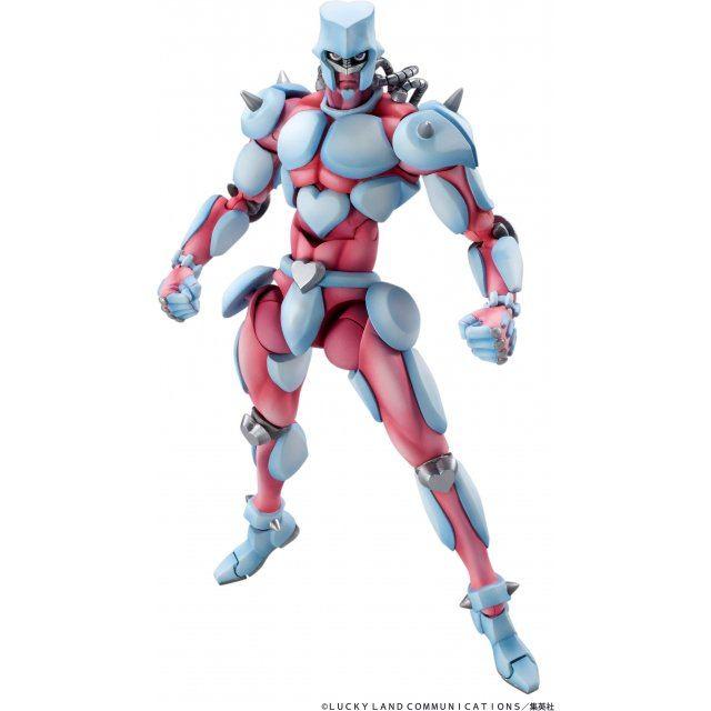 Super Action Statue JoJo's Bizarre Adventure Part IV: Crazy Diamond (Re-run)
