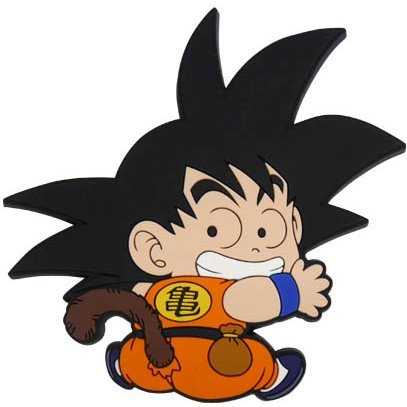 Dragon Ball Z - Goku Korin Tower Ver. Magnet