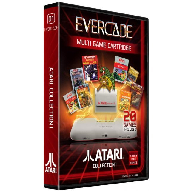 Evercade Multi Game Cartridge Atari Collection 1