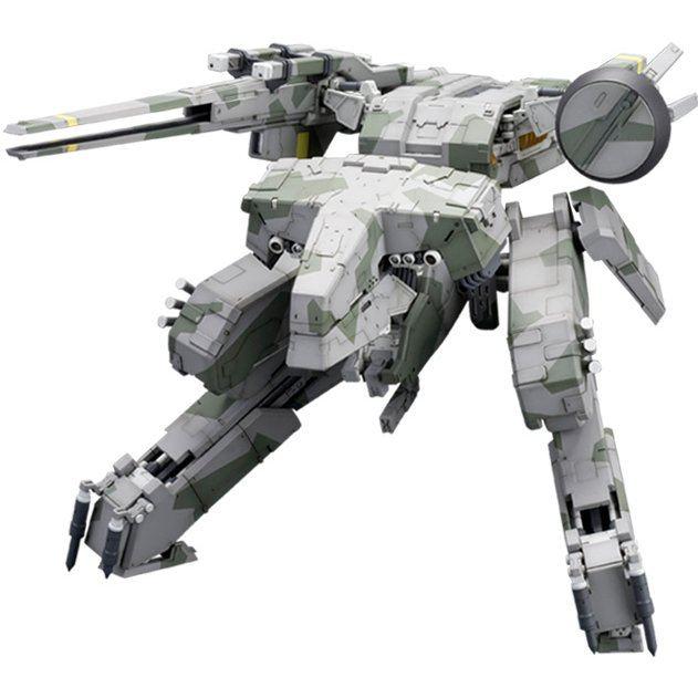 Metal Gear Solid 1/100 Scale Model Kit: Metal Gear Rex (Re-run)