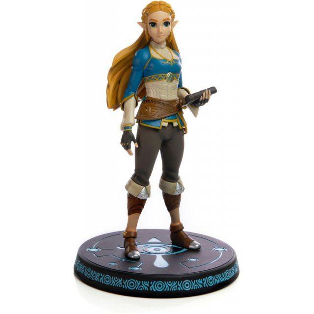The Legend of Zelda Breath of the Wild Statue: Zelda (Standard Edition)