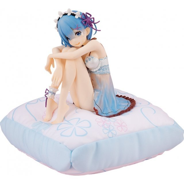 KD Colle Re:Zero -Starting Life in Another World- 1/7 Scale Pre-Painted Figure: Rem Birthday Blue Lingerie Ver.
